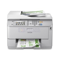 Impresora Multifunción Epson Workforce Pro WF-5690