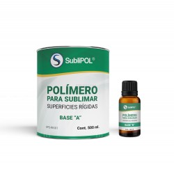 Polimero para Sublimar Materiales Rígidos Sublipol