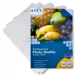 Papel Glossy 230gr A3+ x20 Hojas