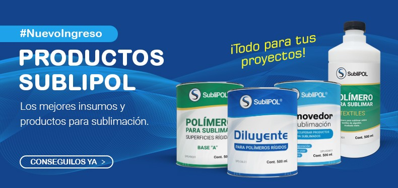 Productos Sublipol